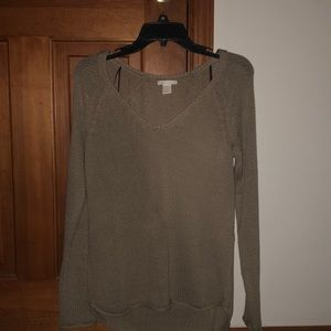 H and m sweater